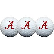 Team Effort Alabama Crimson Tide Golf Balls - 3-Pack