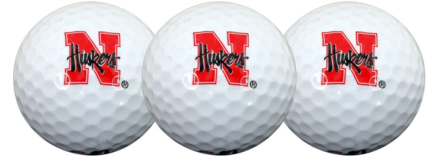 Team Effort Oklahoma Sooners Golf Balls - 3-Pack