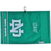 Team Effort North Dakota Fighting Hawks Jacquard Golf Towel