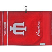 Team Effort Indiana Hoosiers Jacquard Golf Towel