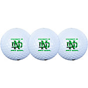 Team Effort North Dakota Fighting Hawks Golf Balls - 3-Pack