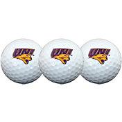 Team Effort Northern Iowa Panthers Golf Balls - 3-Pack