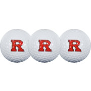 Team Effort Rutgers Scarlet Knights Golf Balls - 3-Pack