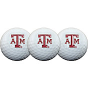 Team Effort Texas A&M Aggies Golf Balls - 3-Pack
