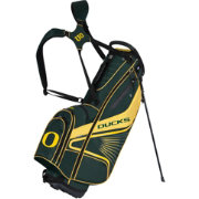 Team Effort Oregon Ducks Gridiron III Stand Bag