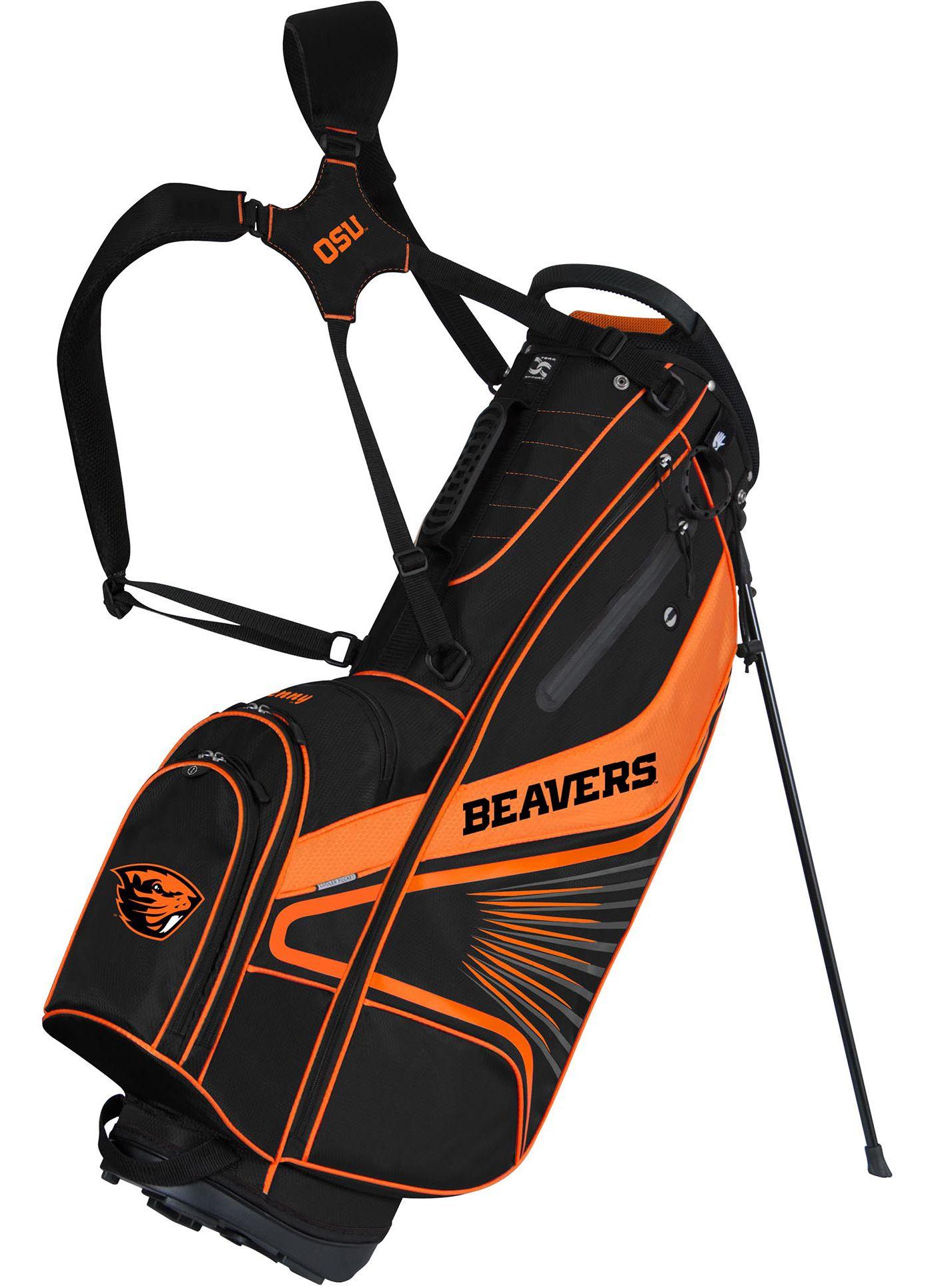 Team Effort Oregon State Beavers Gridiron III Stand Bag