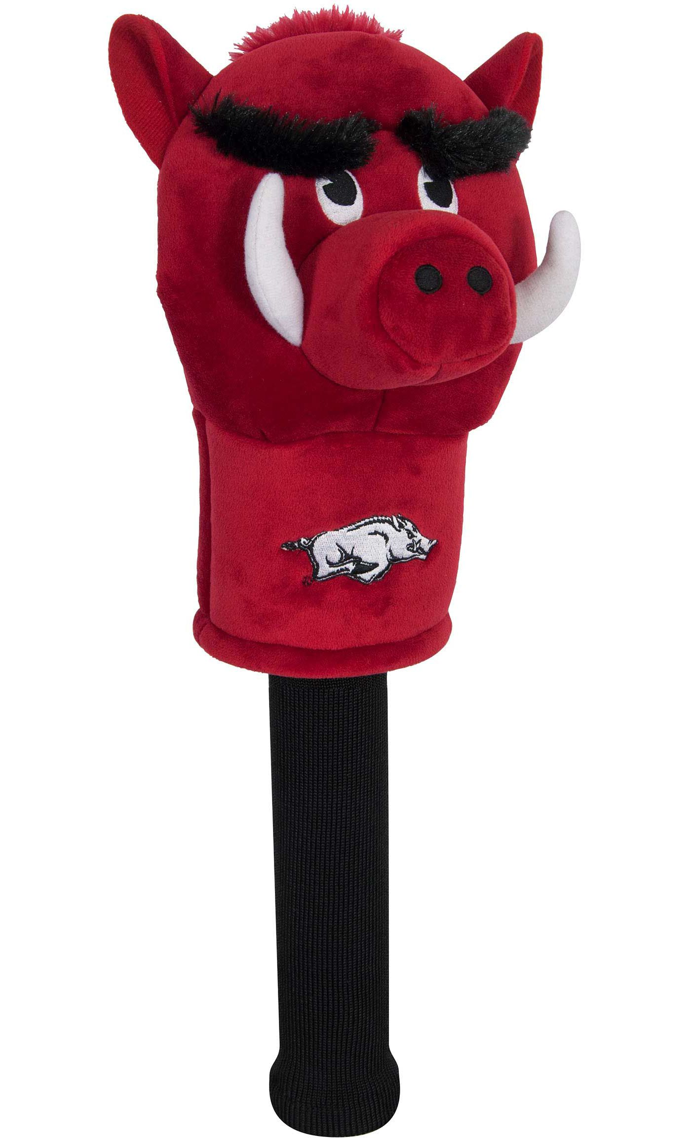 Team Effort Arkansas Razorbacks Mascot Headcover