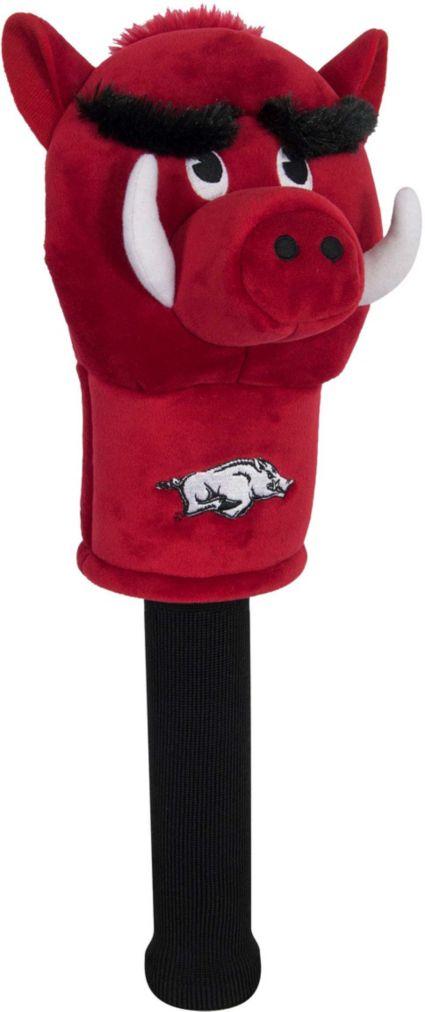 Team Effort Arkansas Razorbacks Mascot Headcover