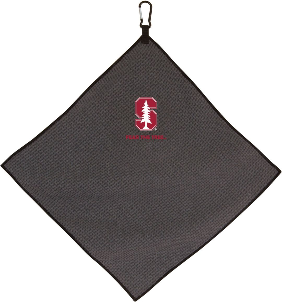 Team Effort Stanford Cardinal Microfiber Golf Towel