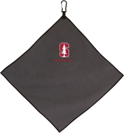 Team Effort Stanford Cardinal Microfiber Golf Towel