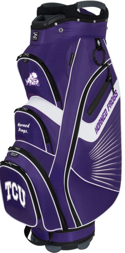 Team Effort The Bucket II TCU Horned Frogs Cooler Cart Bag