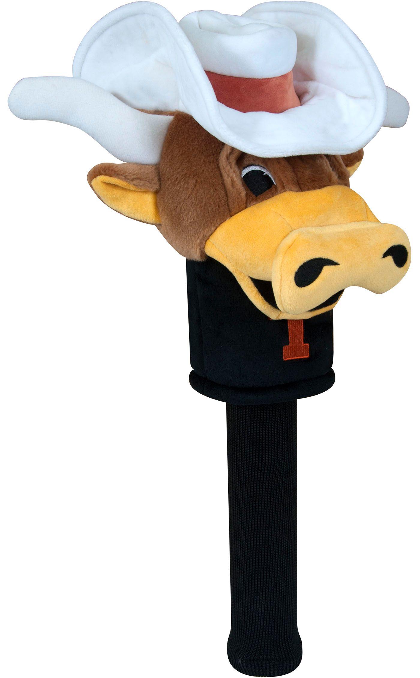 Team Effort Texas Longhorns Mascot Headcover