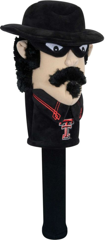 Team Effort Texas Tech Red Raiders Mascot Headcover