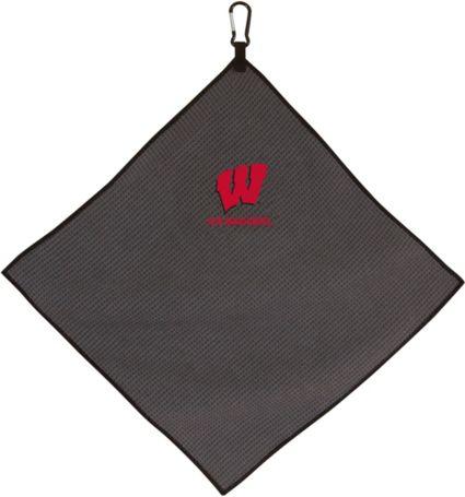 Team Effort Wisconsin Badgers NCAA Microfiber Towel