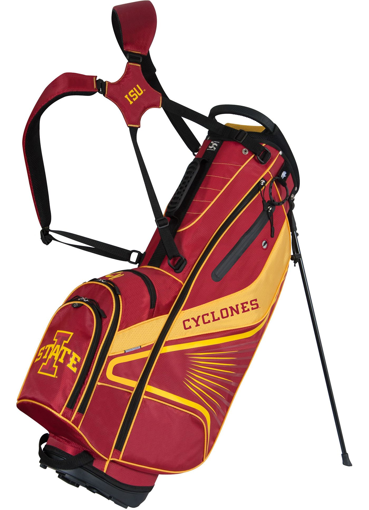 Team Effort GridIron III Iowa State Cyclones Stand Bag