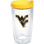 Tervis West Virginia Mountaineers 16 oz Patch Logo Tumbler