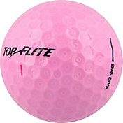 Top Flite Women's D2+ Diva Pink Golf Balls ? 15 Pack