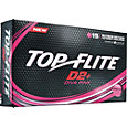 Top Flite Women's D2+ Diva Pink Golf Balls – 15 Pack
