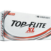 Top Flite XL Distance Golf Balls – 18 Pack