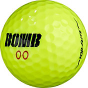 Top Flite Bomb Yellow Golf Balls – 24 Pack