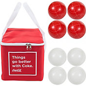 Trademark Games Coca-Cola Bocce Ball Set