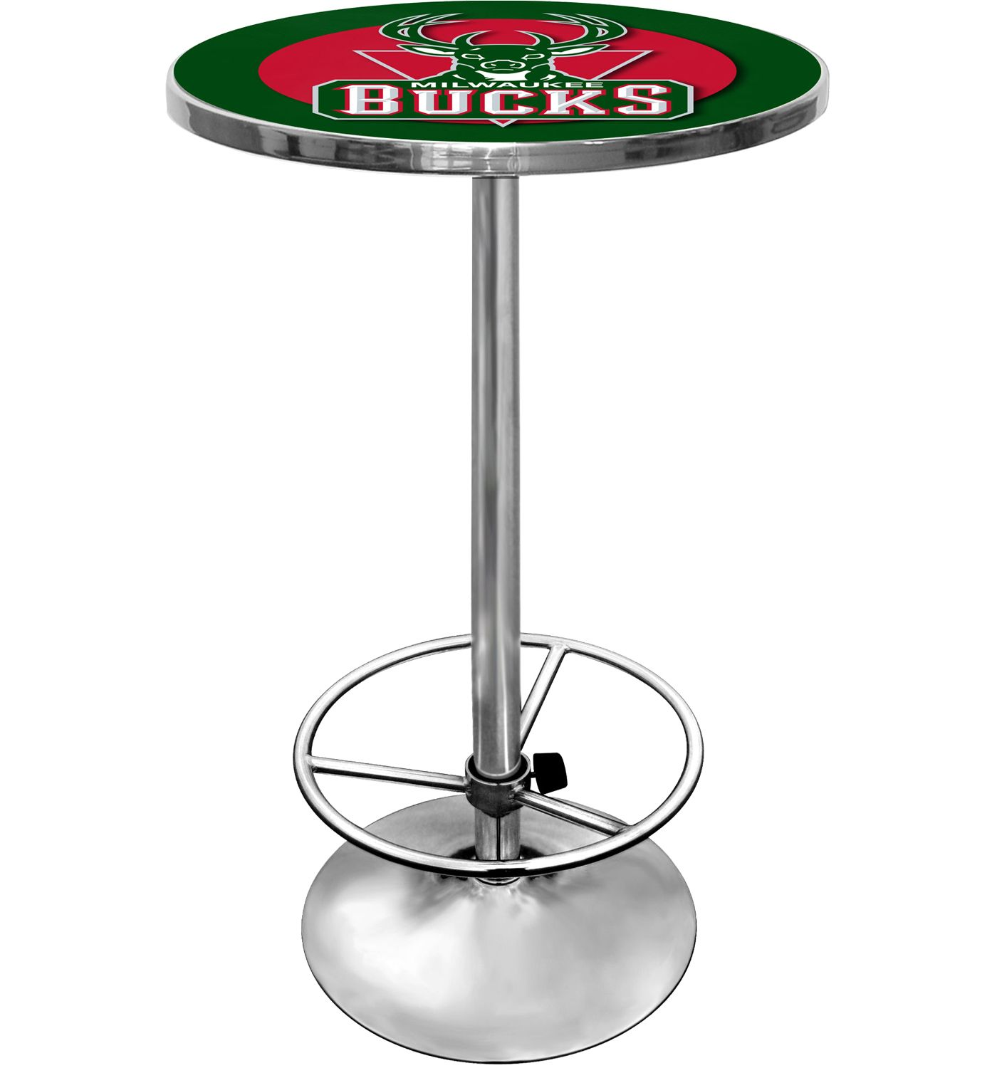 Trademark Games Milwaukee Bucks Pub Table