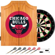 Trademark Games Chicago Bulls Dart Cabinet