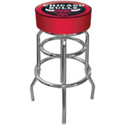 Trademark Games Chicago Bulls Padded Bar Stool
