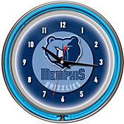 Trademark Games Memphis Grizzlies 14'' Neon Clock