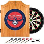 Trademark Games Atlanta Hawks Dart Cabinet