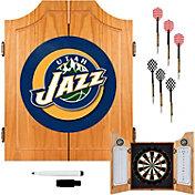 Trademark Games Utah Jazz Dart Cabinet