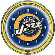Trademark Games Utah Jazz 14'' Neon Clock
