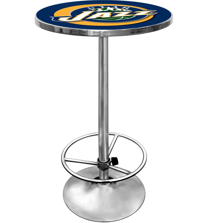 Trademark Games Utah Jazz Pub Table