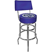 Trademark Games Sacramento Kings Padded Swivel Bar Stool with Back