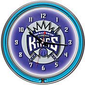 Trademark Games Sacramento Kings 14'' Neon Clock