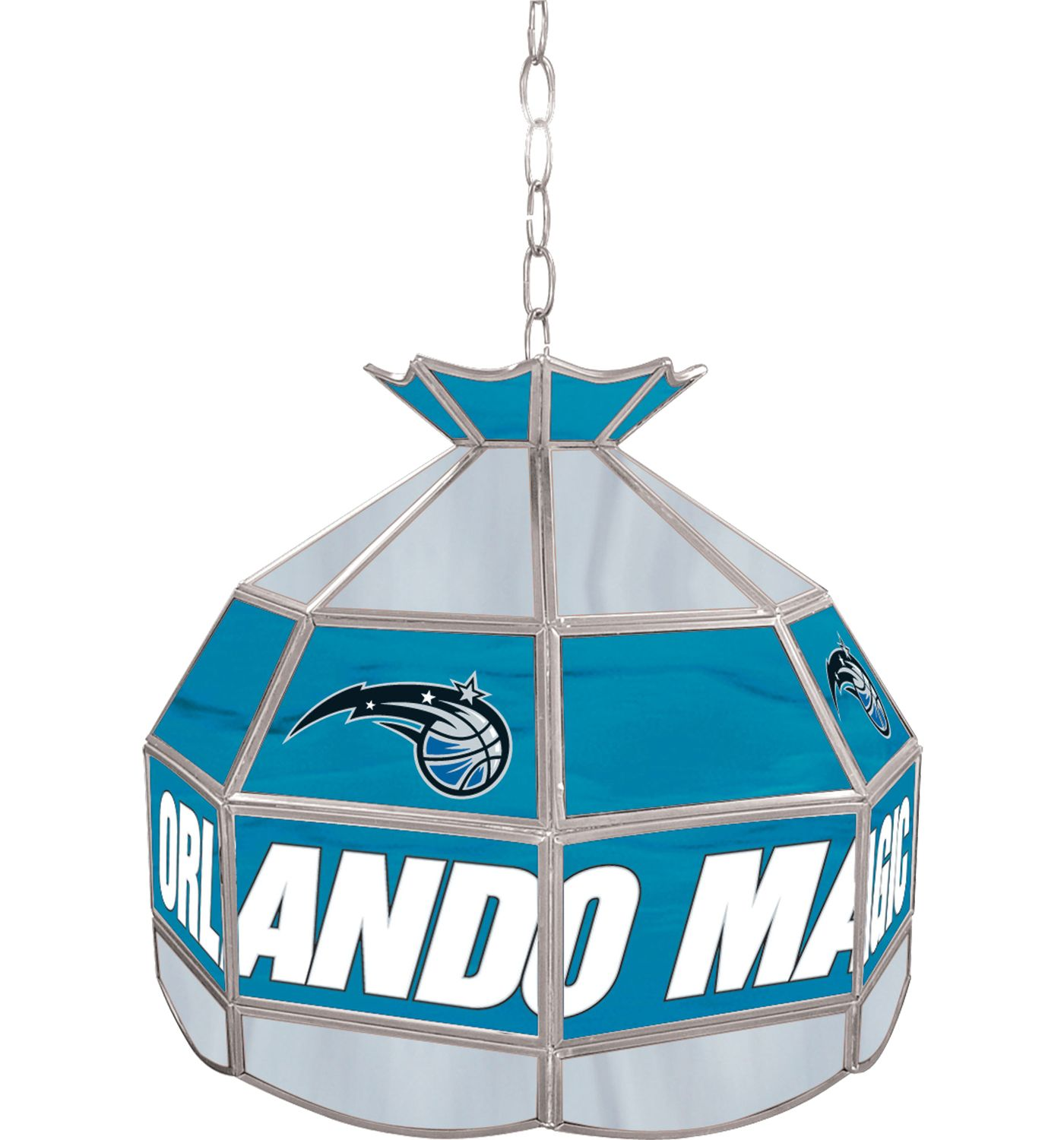 Trademark Games Orlando Magic 16'' Tiffany Lamp