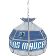 Trademark Games Dallas Mavericks 16'' Tiffany Lamp