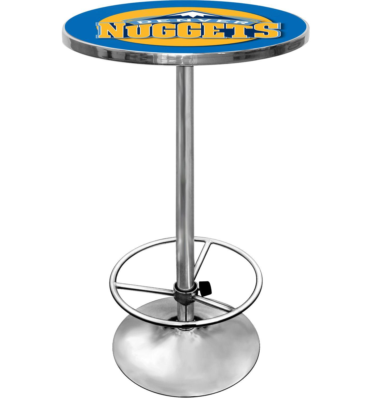 Trademark Games Denver Nuggets Pub Table