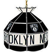 Trademark Games Brooklyn Nets 16'' Tiffany Lamp