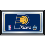 Trademark Games Indiana Pacers Framed Mirror