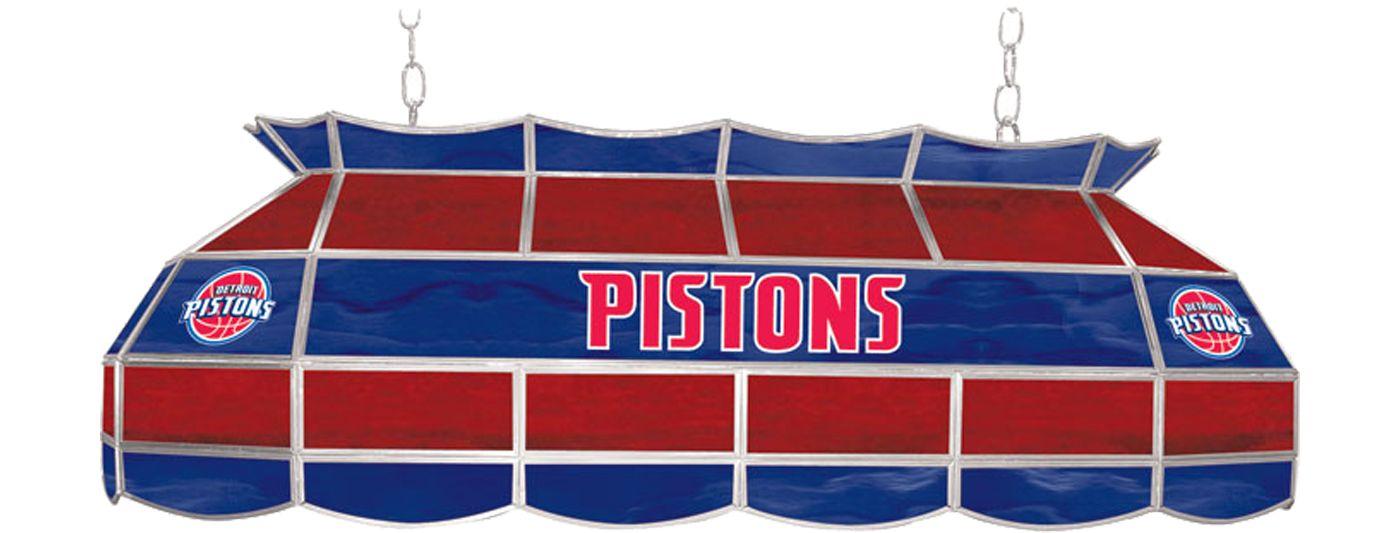 Trademark Games Detroit Pistons 40'' Tiffany Lamp