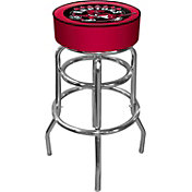 Trademark Games Toronto Raptors Padded Bar Stool