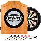 Trademark Games San Antonio Spurs Dart Cabinet