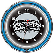 Trademark Games San Antonio Spurs 14'' Neon Clock