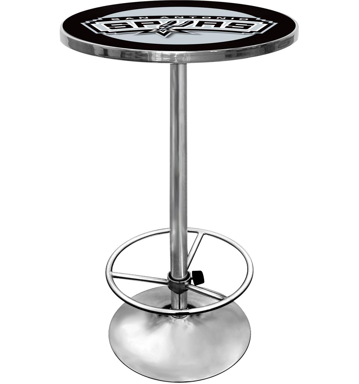 Trademark Games San Antonio Spurs Pub Table