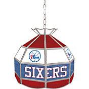 Trademark Games Philadelphia 76ers 16'' Tiffany Lamp