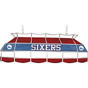 Trademark Games Philadelphia 76ers 40'' Tiffany Lamp