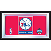 Trademark Games Philadelphia 76ers Framed Mirror
