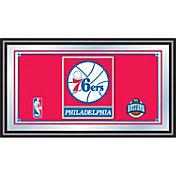 Trademark Games Philadelphia 76ers Framed Mirror