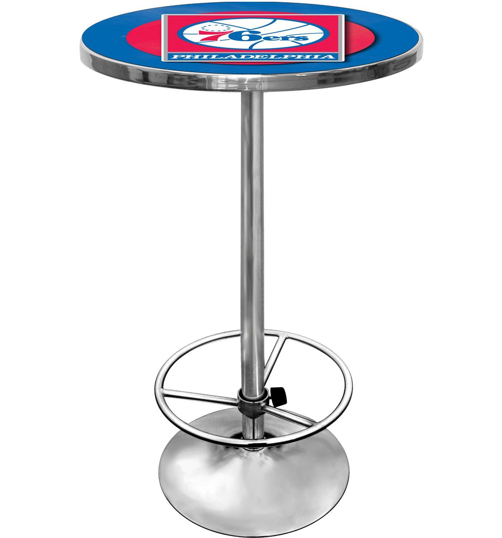 Trademark Games Philadelphia 76ers Pub Table